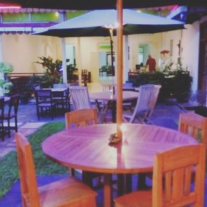 Bar Hotel Dtalent Jogja
