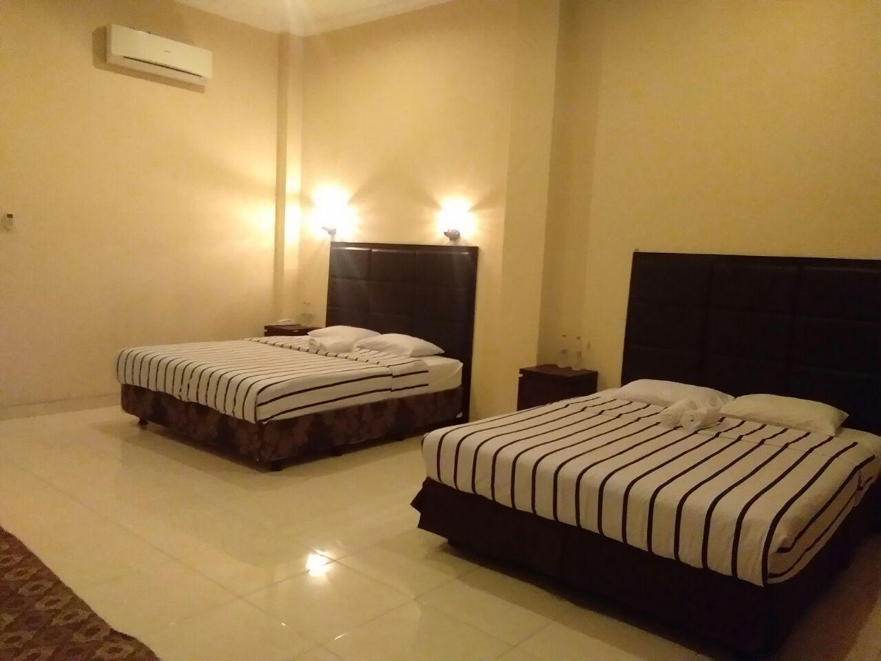 Suite 2, 2 Bedroom Hotel Dtalent Prawirotaman Jogja