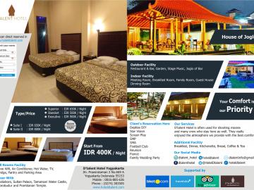 Promo Reservasi Hotel, Untuk Bulan Juni-Juli 2018