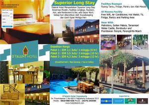 Hotel SUPERIOR LONG STAY Jogja